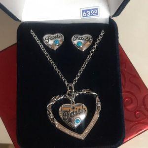 Montana Jewelry Set